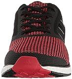 adidas Men's Edge rc m Running Shoe, Black, 7-M US