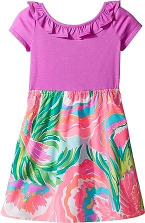 91cc4af72c6024 Lilly Pulitzer Kids Baby Girl's Brit Dress (Toddler/Little Kids/Big Kids)