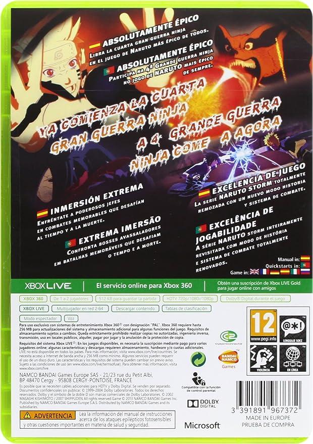 Naruto Shippuden: Ultimate Ninja Storm 3: sony playstation3 ...