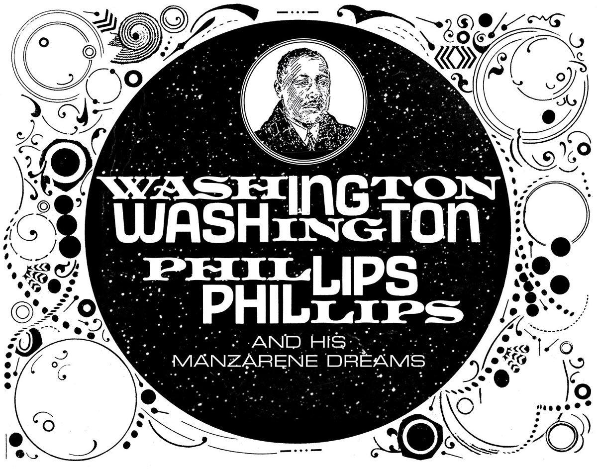 WASHINGTON PHILLIPS - Washington Phillips & His Manzarene Dreams - Amazon.com Music