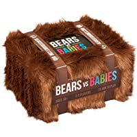 Monster-Building Card Game - Bears vs Babies,A Card Game From the Creators of Exploding Kittens