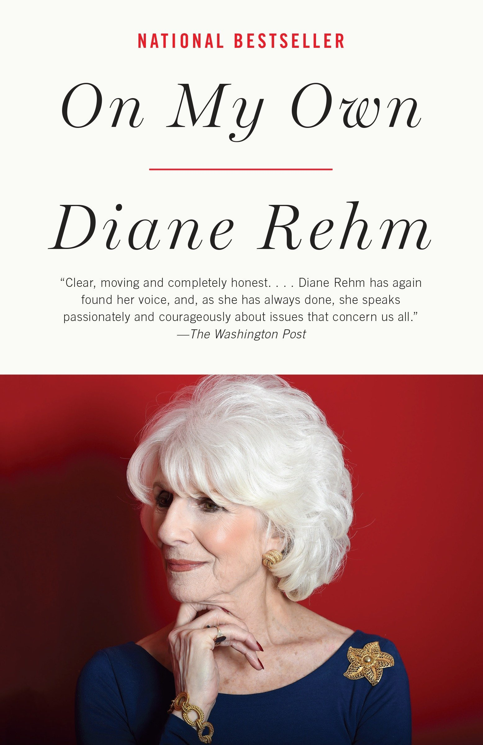 On My Own Paperback – February 7, 2017 Diane Rehm Vintage 1101973641 Death