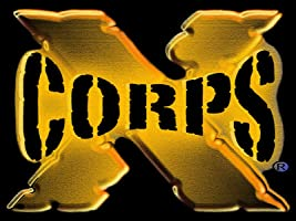Xcorps Season 1 Episodes 1 thru 13