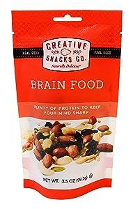 Creative Snack Nuts Brain Food Ggb, 3.5 oz