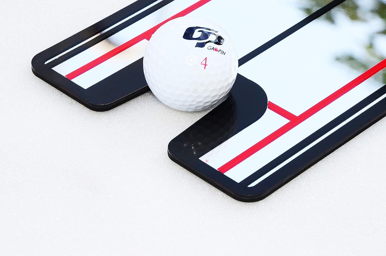 Amazon.com: JayDee - Espejo de alineación para golf | Mejora ...