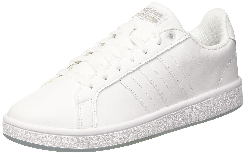 67b2f6b61779 adidas Cloudfoam Advantage Herren Sneakers 42 EU Mehrfarbig (Ftwr  White Ftwr White Grey Two F17) - associate-degree.de