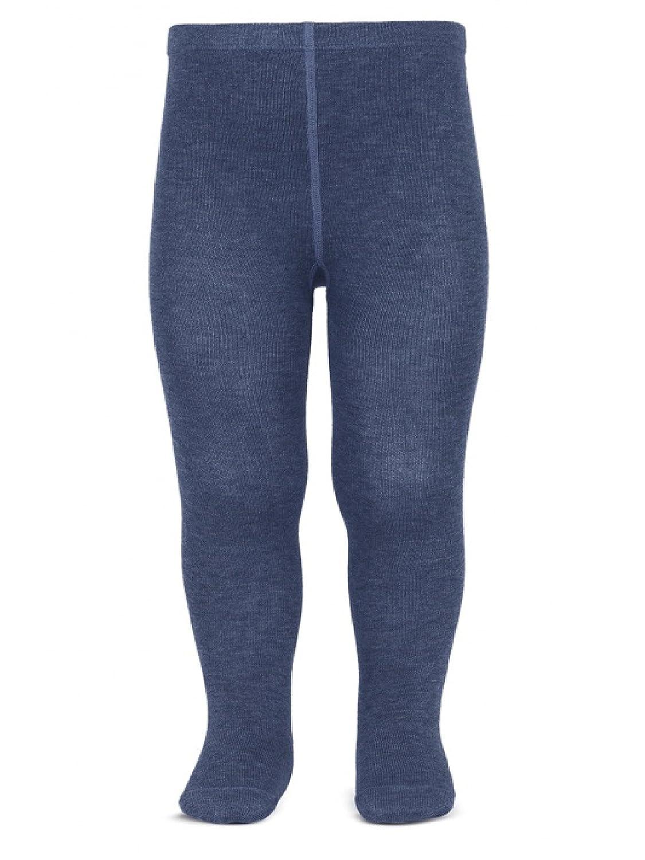 Condor Girls Plain Stitch Basic Tights Soft Flat Cotton Quality Tights
