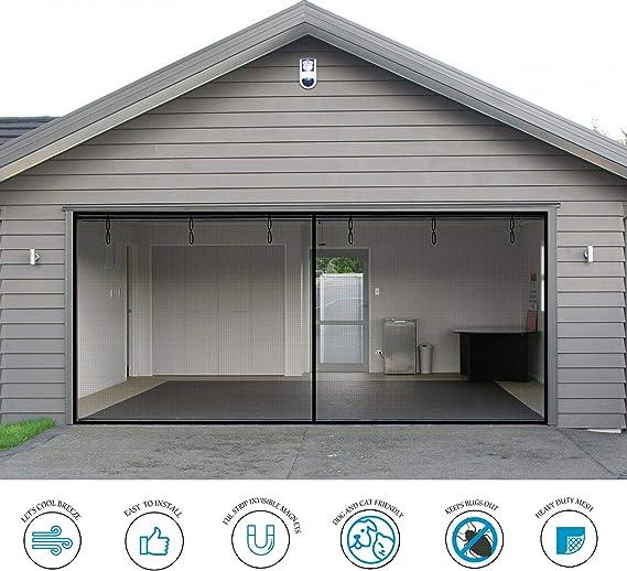 Pantalla para puerta de garaje: Amazon.es: Bricolaje y herramientas