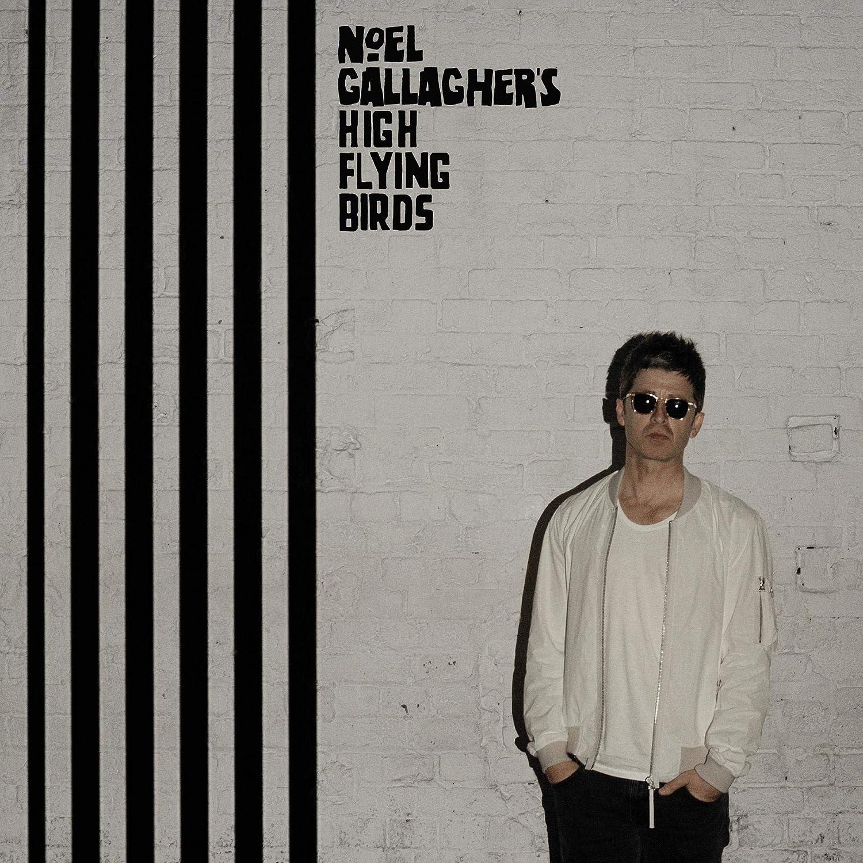 Vintage band t shirt Noel Gallaghers High Flying Birds tour Oasis Mod size large