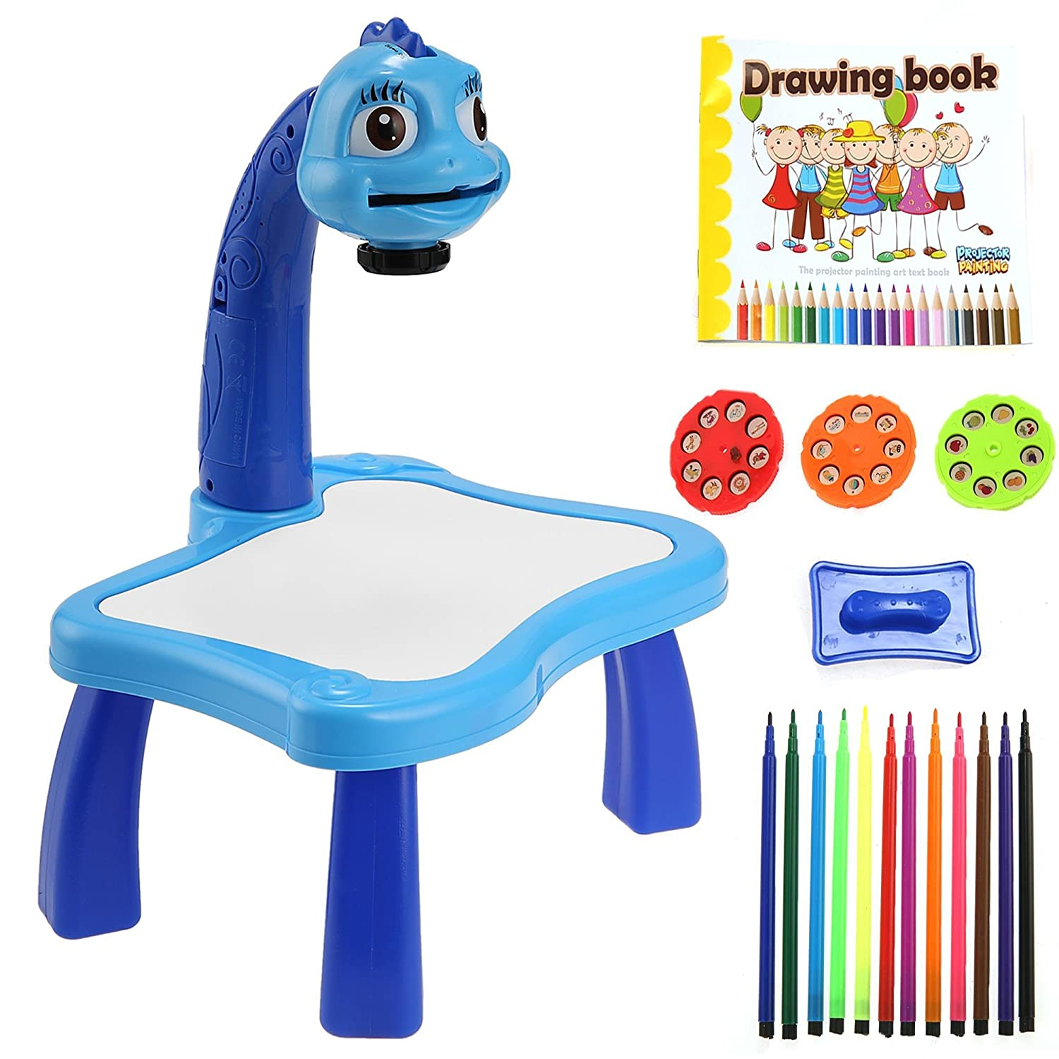 Amazon.com: Hindom Drawing Board Painting Toy Fun Learning ...