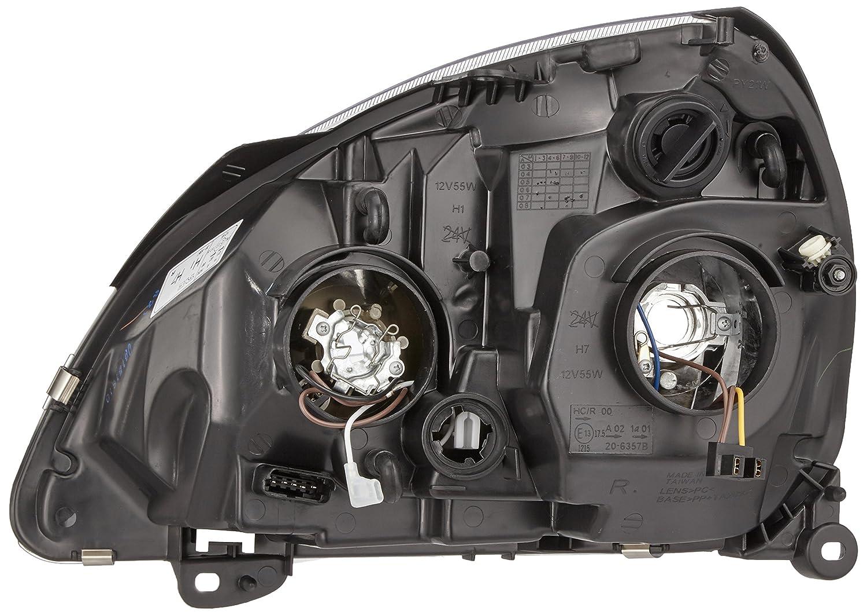 TYC Scheinwerfer 20-6357-05-2