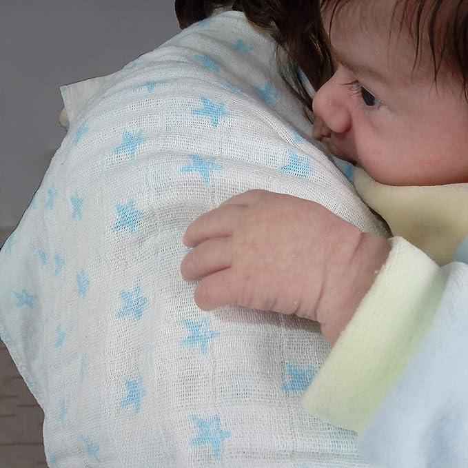 Viceree - Manta - Muselina - Bebé - Gasas Recien Nacido ...