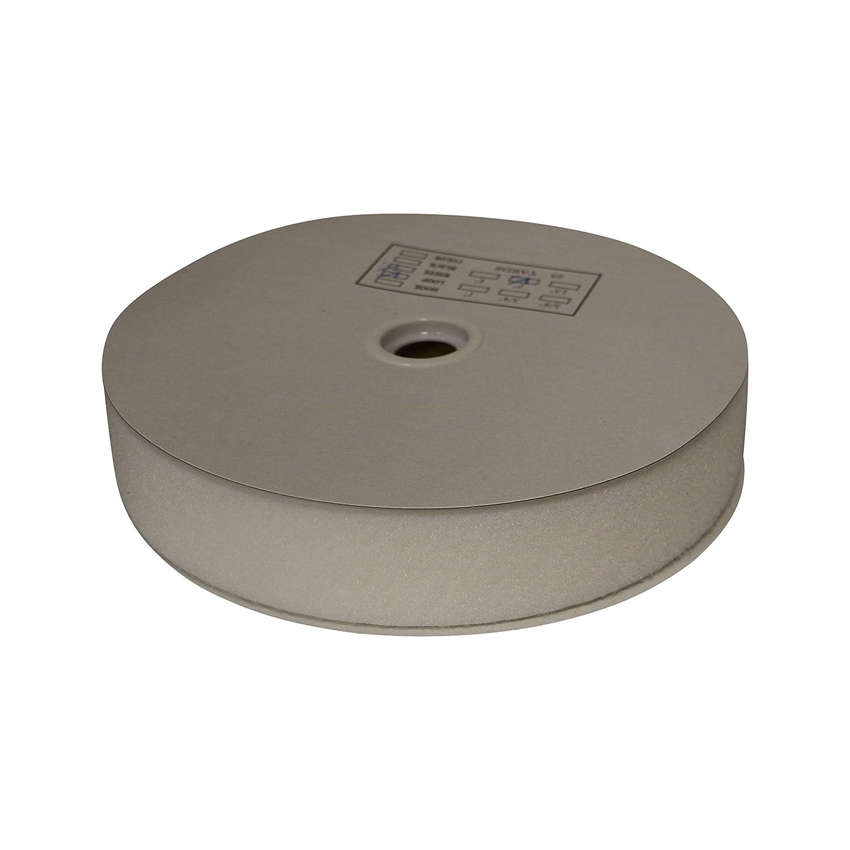 FindTape HL74-R/WHT275L HL74-R Adhesive-Backed Loop-Side Only Rolls: 2' x 75 ft./loop-side only, White