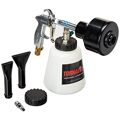 Tornador Z-011 Foam Gun (Black): Automotive