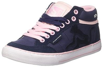 DrunknMunky Women s Boston Classic Mid Tennis Shoes 0d2a2cd5d34