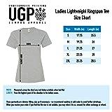 LS18 - Iowa Hawkeyes Tail Script Ladies T-Shirt