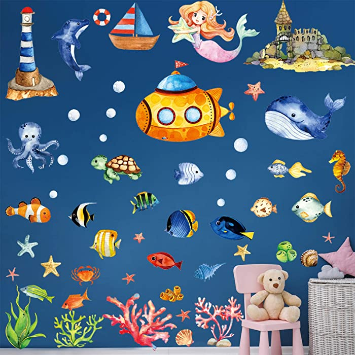 Top 10 Baby Room Ocean Art Decor