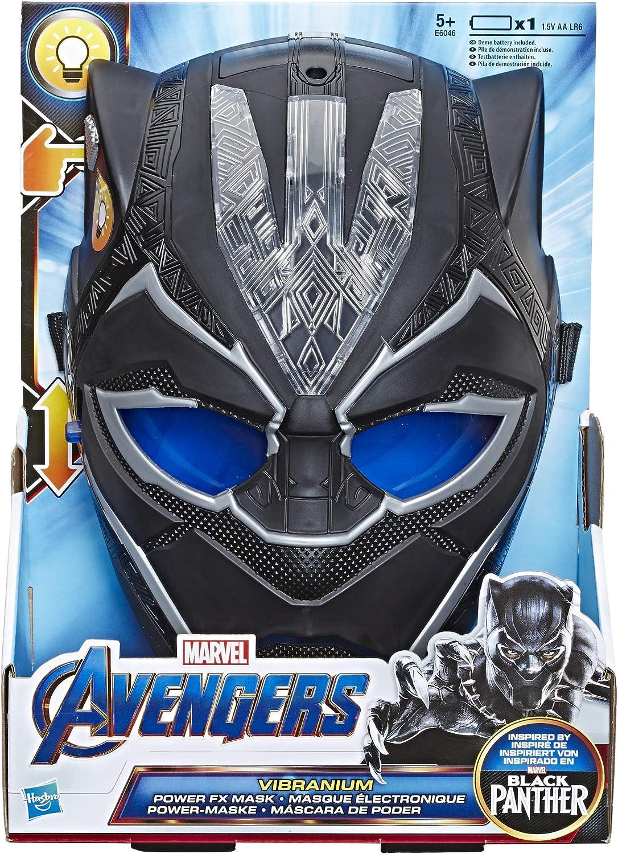 Avengers Avn Bp Vibranium Fx Mask