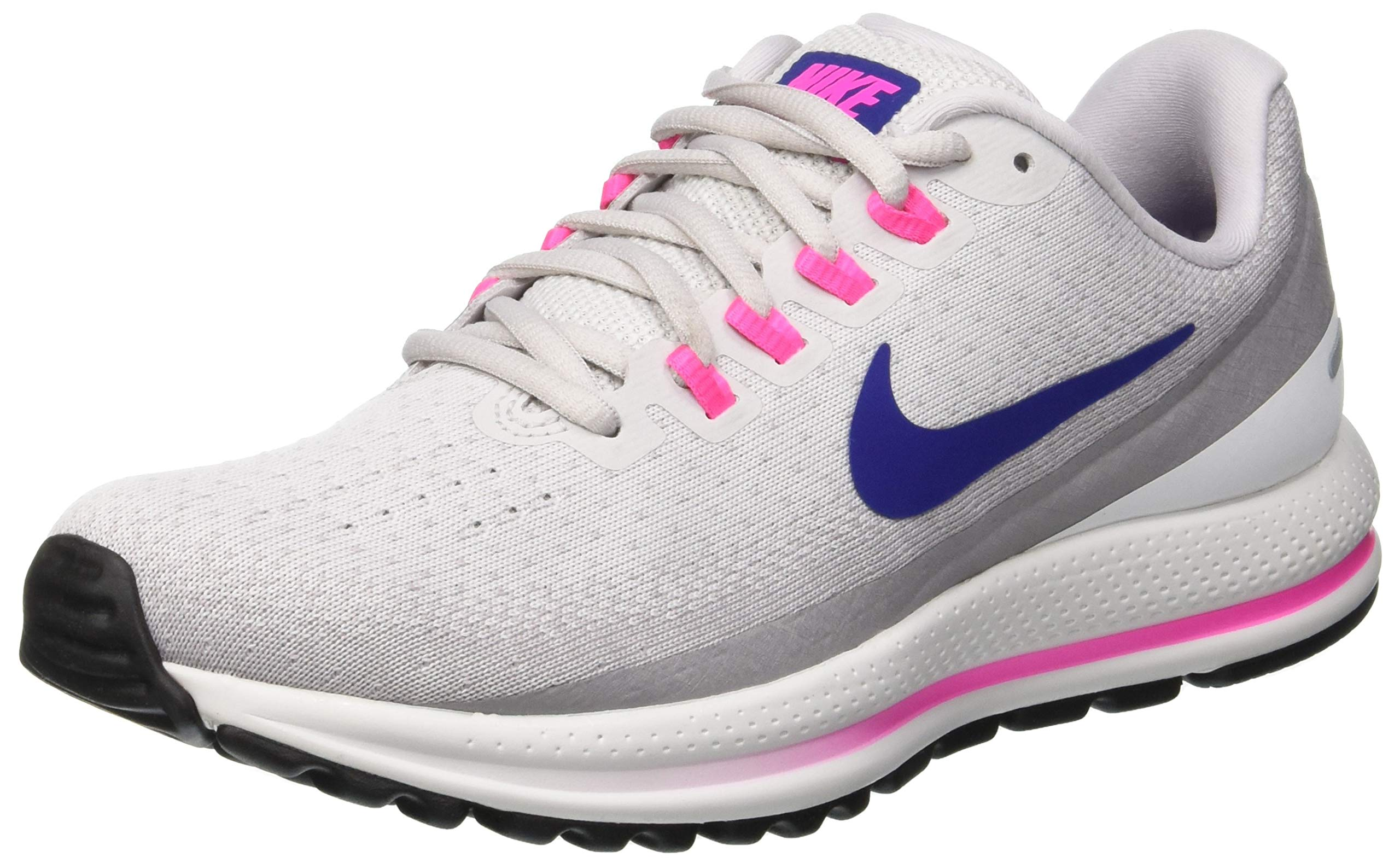 huge discount a9549 7d891 Galleon - NIKE Women s Air Zoom Vomero 13 Running Shoe Vast Grey Deep Royal  Blue Size 6.5 M US