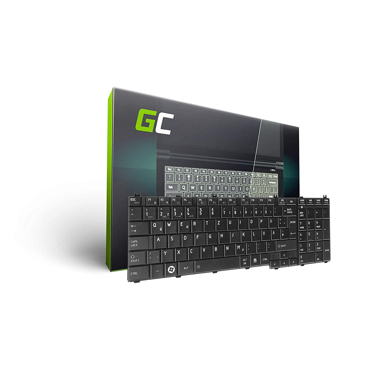 Green Cell® Toshiba Satellite C660 C650 L750 C660D L650 C655 L655 ...
