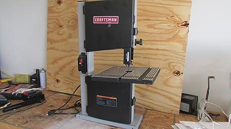 Craftsman 25 amp 9 inch band saw power band saws amazon craftsman 25 amp 9 inch band saw greentooth Images