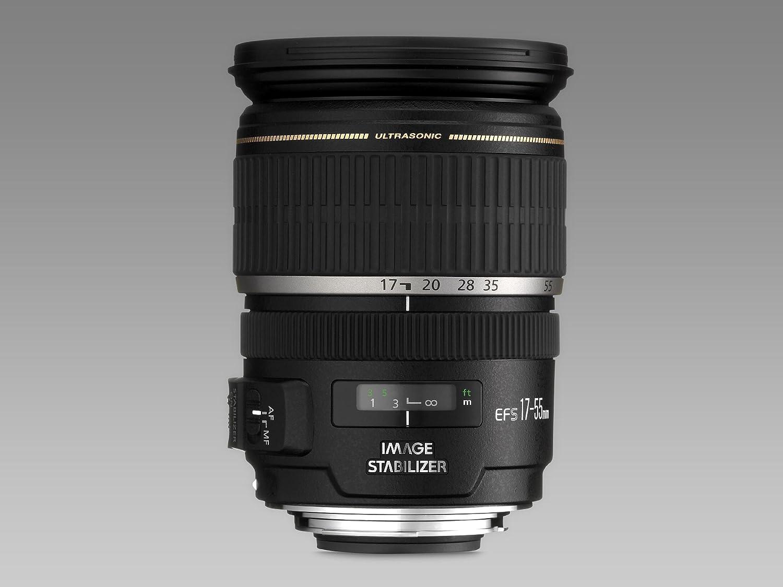 Canon EF-S 17-55 f/2.8 IS USM - Objetivo (SLR, 19/12, Amplio, Ring ...