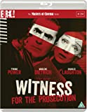 Witness for the Prosecution (1957) [Masters of Cinema] Blu-ray edition
