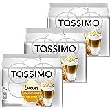 Amazon.com: Tassimo Jacobs caff? Crema aterciopelada & Mild ...