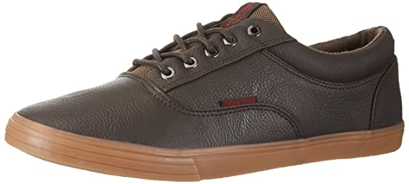 JACK  JONES Herren Jfwvision PU Java Sneaker