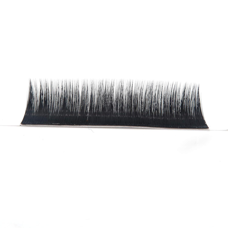 33a7eba6019 Amazon.com : 0.07mm C Curl Easy Volume Auto Bloosom Fan Professional Eyelash  Extensions Makeup Lashes Individual Eyelashes (0.07 C 8MM) : Beauty