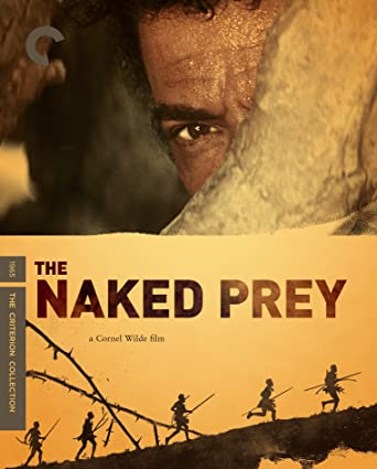 naked prey dvd The