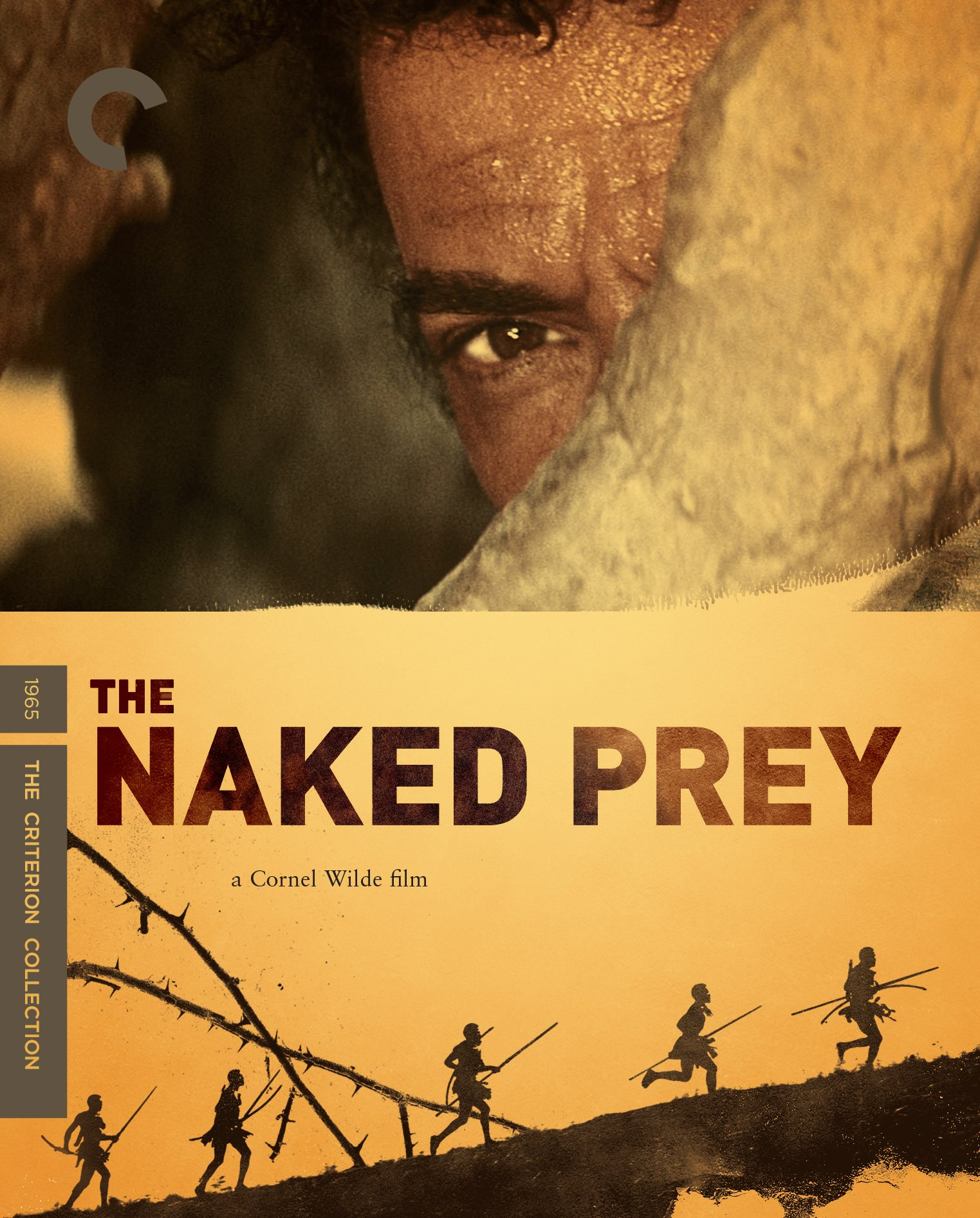 Blu-ray : The Naked Prey (criterion Collection) (Special Edition, Restored, Widescreen, Mono Sound, Subtitled)