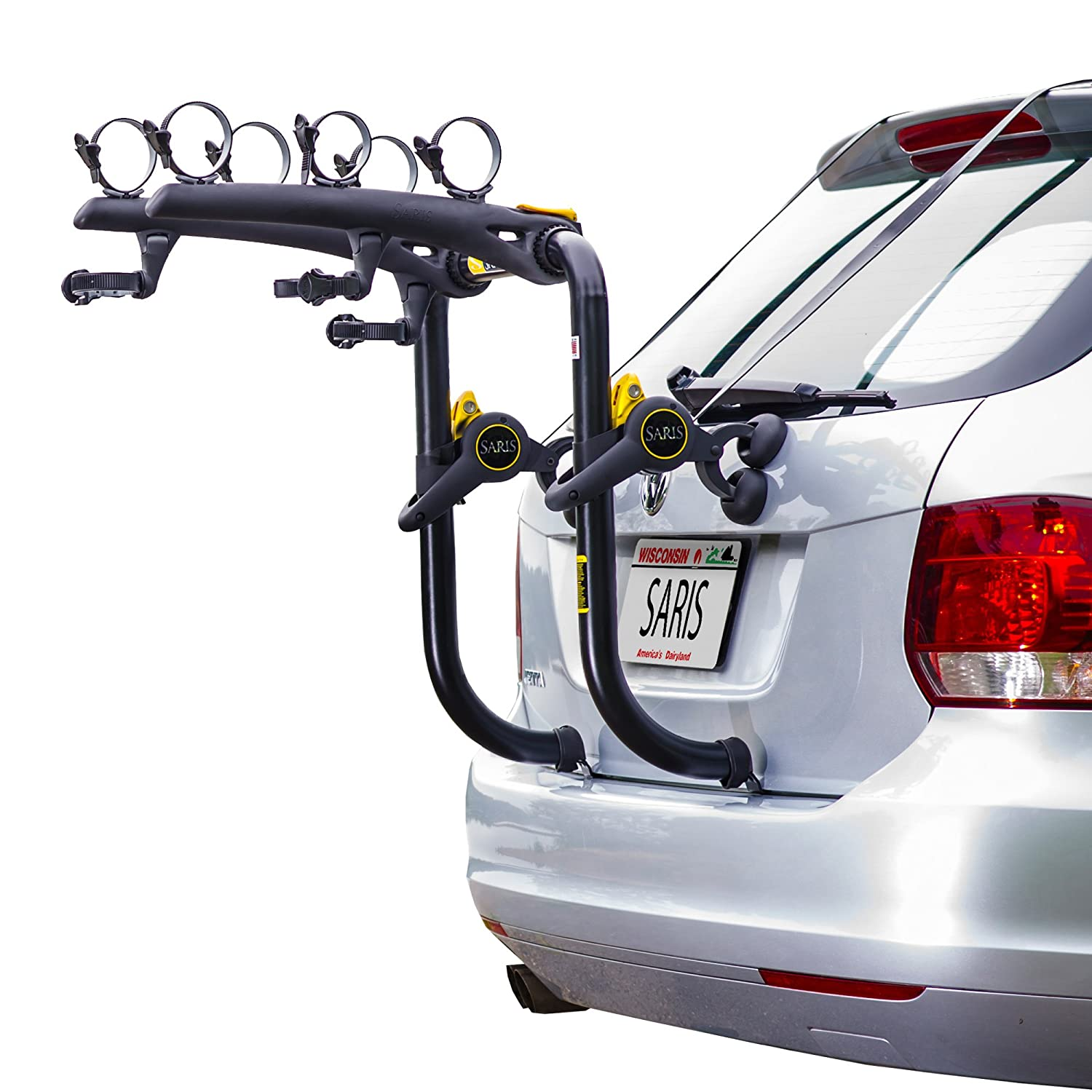 universal saloon hatchback car for itm new fits carrier rack bicycle estate holder
