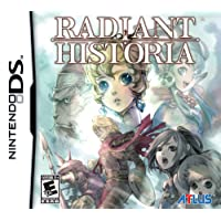 Radiant Historia With CD / Game