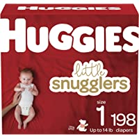 Huggies Little Snugglers Disposable Baby Diapers