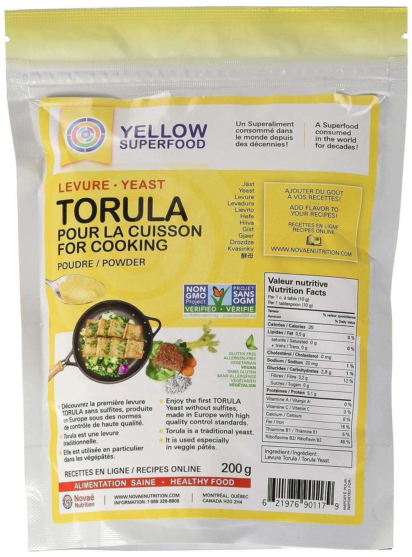 Amazon Com Novae Torula 200 G Health Personal Care