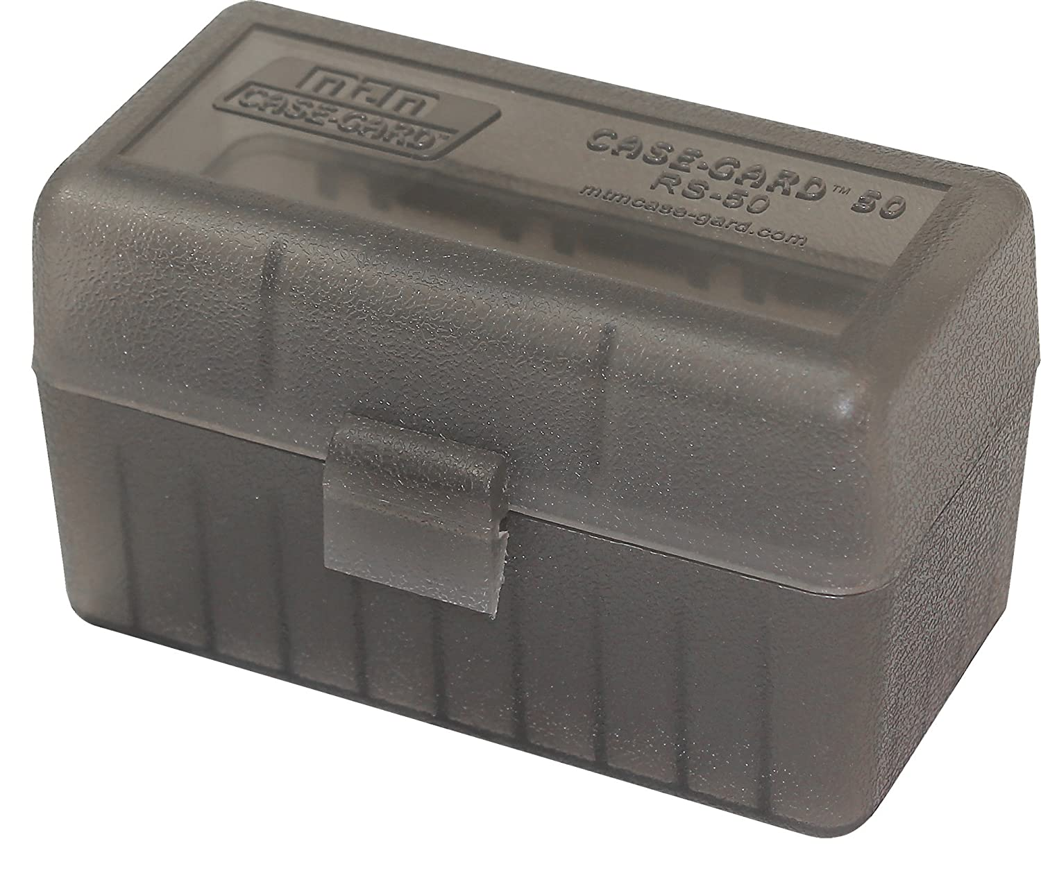MTM 50 Round Flip-Top Rifle Ammo Box .222 to .222 Mag
