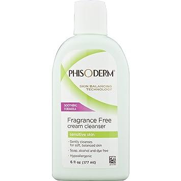 pHisoderm Fragrance Free Cream Cleanser For Sensitive Skin 6 oz (Pack of 6) Dr. Ci:Labo - UV & White Enrich-Lift SPF 40 PA - 35ml/1.19oz