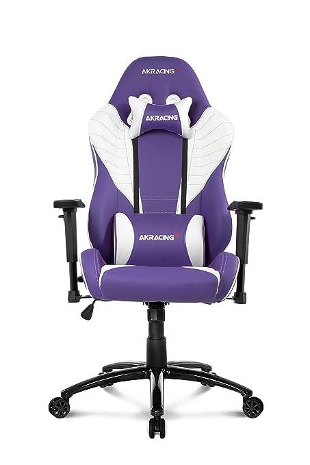 AKRACING AK-SX-Lavender - Silla (Violeta)