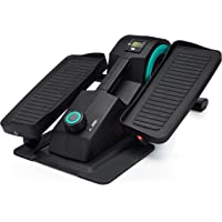 Cubii Jr: Desk Elliptical w/ Built In Display Monitor, Easy Assembly, Quiet & Compact, Adjustable Resistance