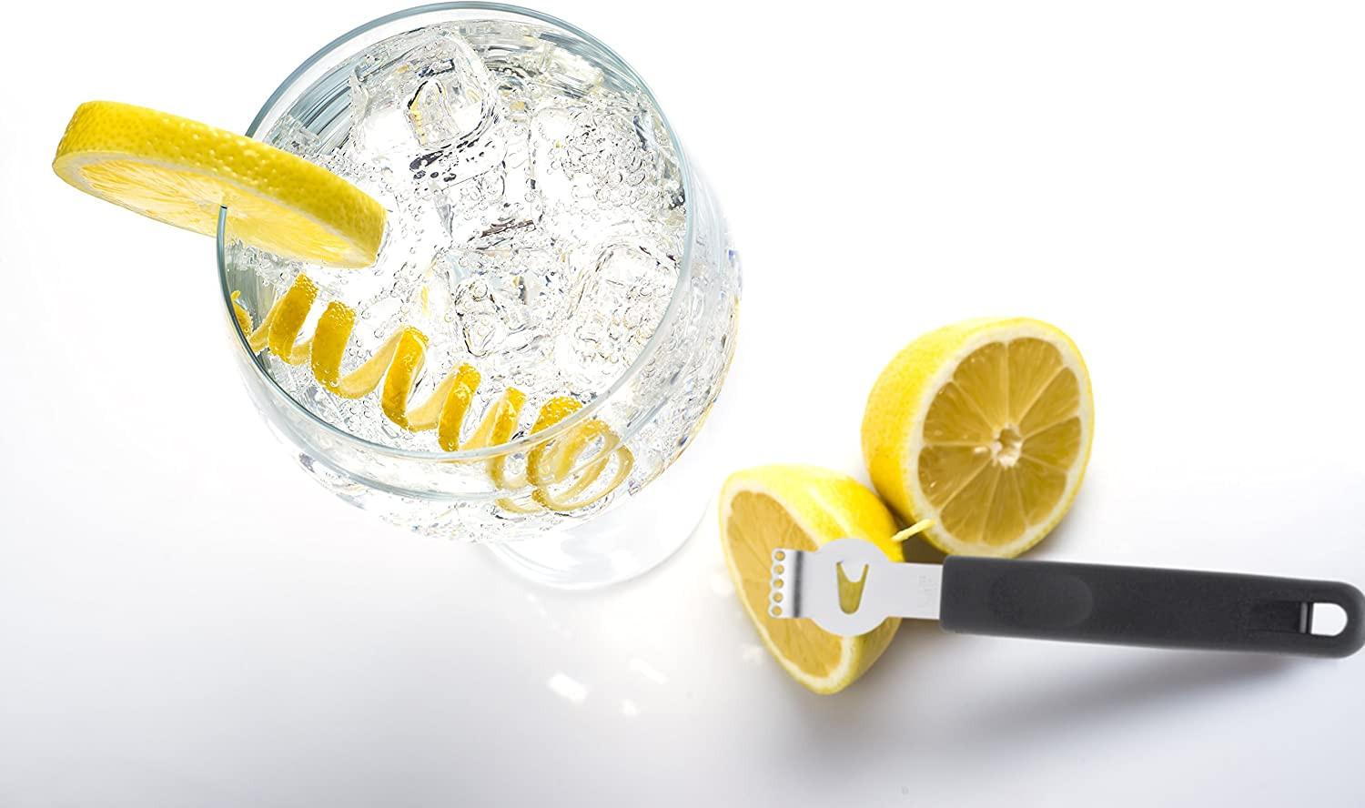 7.5-Inch HIC Harold Import Lime and Citrus Squeezer