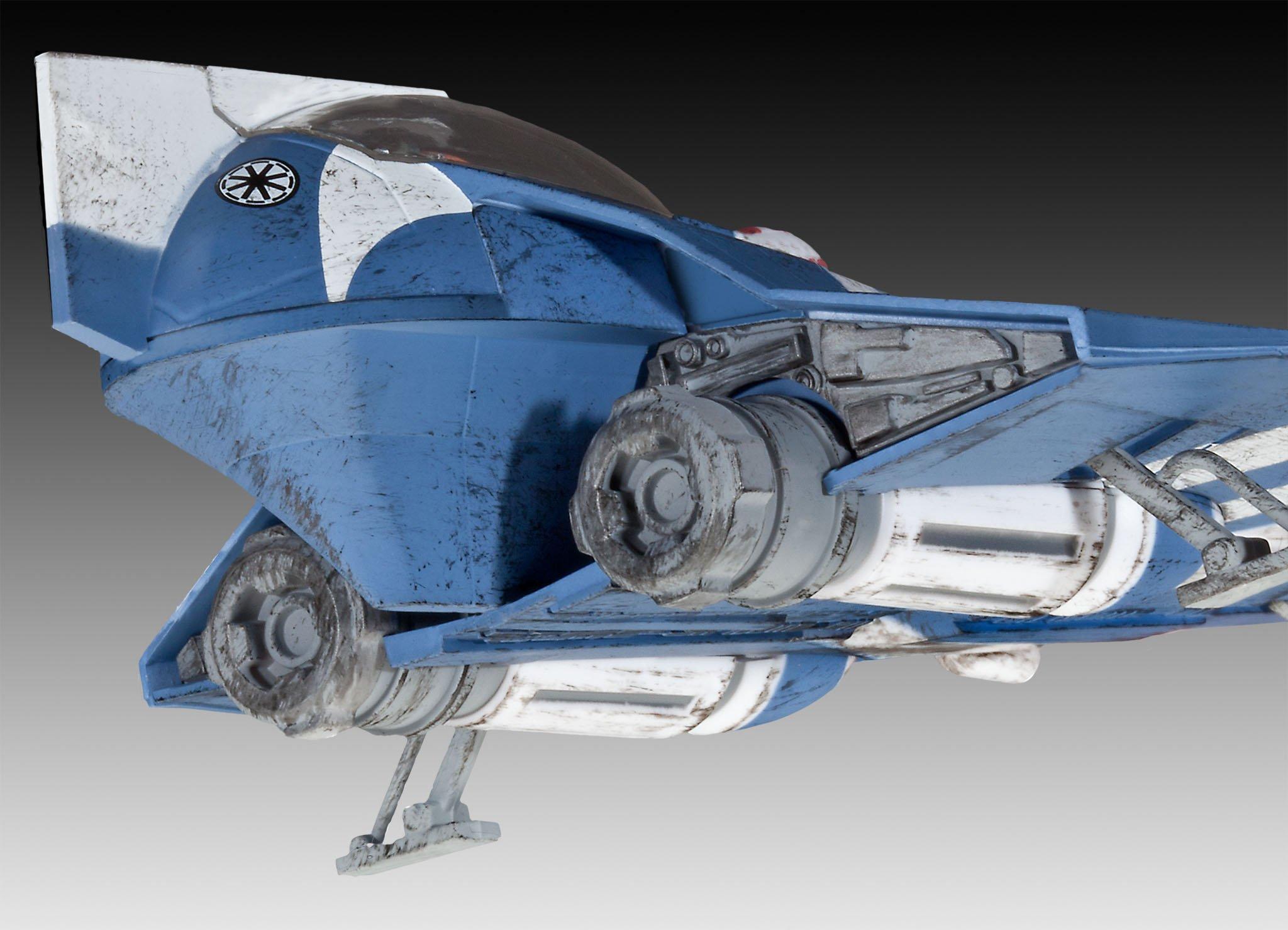 Star Wars Plo Koon's Jedi Starfighter Easykit