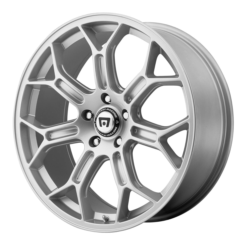 Amazon com motegi racing mr127 satin black wheel 17x8 5x100mm 38mm offset automotive