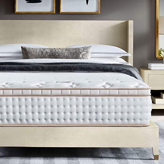 BedStory 12 Inch Cal King Size Mattre