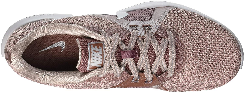 NIKE Damen Laufschuhe Flex Trainer 8 PRM Laufschuhe Damen Mehrfarbig (Smokey Mauve/Diffused Taupe/Gunsmoke 200) 43e3d1