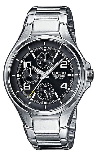 d884a1ea62dc Casio Reloj de Pulsera EF-316D-1AVEF  Amazon.es  Relojes