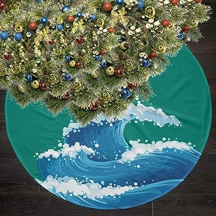 Christmas Tsunami.Amazon Com Wodehous Adonis Sea Wave Tsunami 35 5 Inch