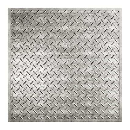 Fasade Easy Installation Diamond Plate Revealed Edge