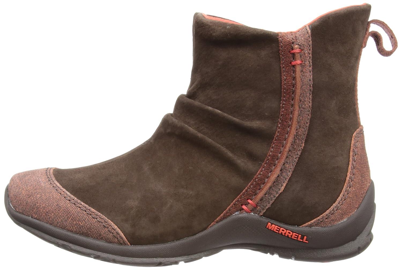 Merrell Madrasa, Botas Planas para Mujer, marrón-Braun (Coffee Bean), 36 EU: Amazon.es: Zapatos y complementos