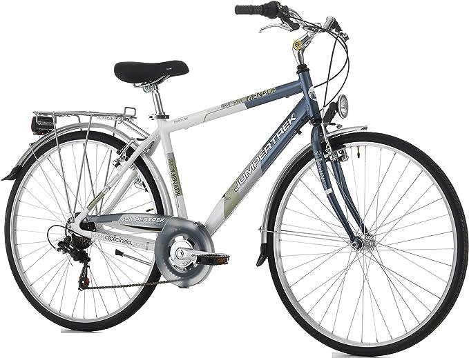 Cicli Cinzia Bicicleta Promenade de Hombre, con Marco de Aluminio ...